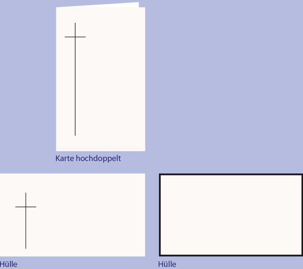 Kreuzkarte